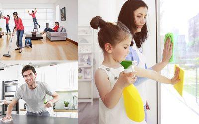 Toata lumea iubeste o casa curata dar uraste sa faca curatenie